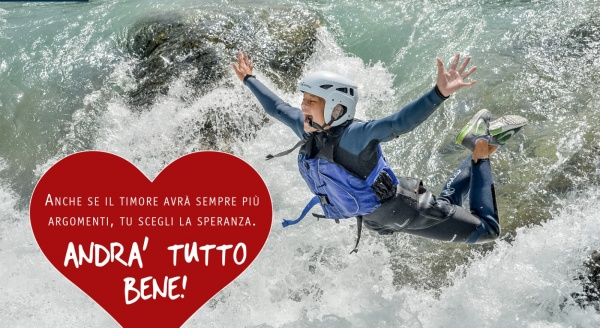 SESIA RAFTING IN LOVE!